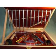 MS-ZH-KT-03 Комплект инструментов «Звоны чудные», в кейсе, Мастерская Сереброва