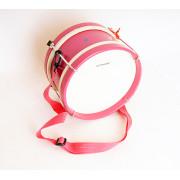 FLT-KTYG-1A Детский барабан розовый, диаметр 22см Lutner