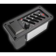 EQ-A7545R Звукосниматель с 4-х полосным эквалайзером, Alice