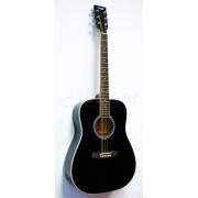 Акустическая гитара Homage 41, цвет черный (LF-4111-B)