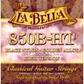 Струны La Bella Classic Black Nylon High Tension (850B-HT)