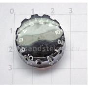 Ручка регулировки GF (Guitar Factory), Черный KB-100, 1шт