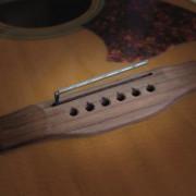 B-6900F/C Пьезокерамический звукосниматель для акустической и классической гитары, Belcat