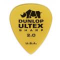 Медиатор Dunlop Ultex Sharp 2.0мм. (433R.2.0)