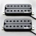 Комплект звукоснимателей для 7-ми струнной гитары Fokin Majestic 7, черный