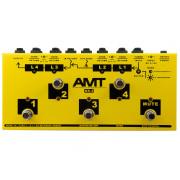 GR-4 Программируемый гитарный коммутатор на 4 петли, AMT Electronics