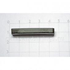 Верхний порожек GF (Guitar Factory), графит, 42x9x5 NTC-16