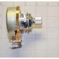 Потенциометр Hosco-GF A500K логарифмический, короткий шток