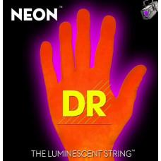 Струны DR Neon Orange 10-46 (NOE-10)