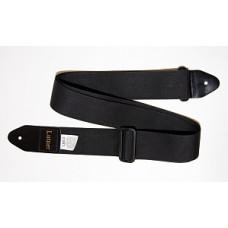 Ремень для гитары Lutner черный, полиэстер (LSG-2)