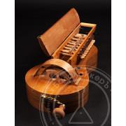 HGE-01 Hurdy-gurdy Europe Колёсная лира европейская, БалалайкерЪ