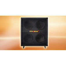 Кабинет Petersburg Celestion Vintage 30 4x12 Бордовый