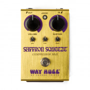 WHE103 Way Huge Saffron Squeeze Compressor Педаль эффектов, Dunlop