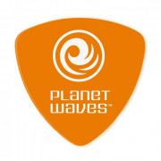 Медиатор Planet Waves Duralin Triangle, оранжевый, 0.60 мм 2DOR2-10