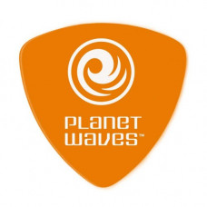 Медиатор Planet Waves Duralin Triangle, оранжевый, 0.60 мм 2DOR2-10