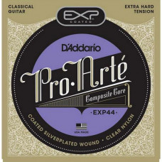 Струны D'Addario Classical Coated Extra Hard (EXP44)