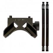 13-STAY Slim Планки-ярус 380мм и держатель стойки-колонны для клавишных, Stay