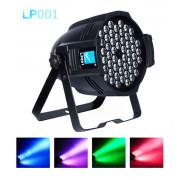 LP001 Светодиодный прожектор смены цвета (колорчэнджер), RGBW 54*3Вт, Big Dipper