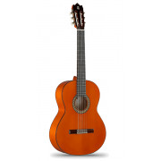 8.209 Flamenco Conservatory 4F Классическая гитара, защитная накладка, Alhambra