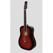 Акустическая гитара Амистар, цвет махагони (M-51-MH)