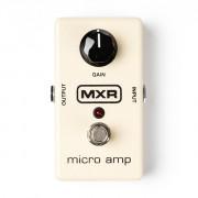 M133 MXR Micro Amp Педаль эффектов, Dunlop