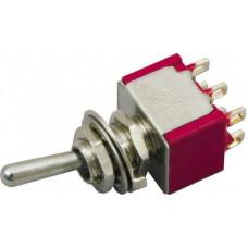 Двухпозиционный мини переключатель DiMarzio Dpdt Mini Switch (EP1106)