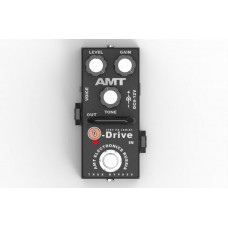 AMT FX Pedal Guitar O-Drive mini (Orange)