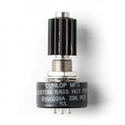 ECB024C Потенциометр 20 кОм, для педалей эффектов, Dunlop
