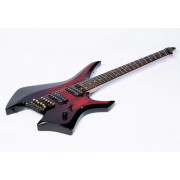 Электрогитара Inspector Guitars Katana 6 Headless LE TransRed