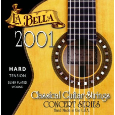 Струны LaBella Classical Concert Series Hard (2001H)