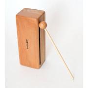FLT-WB4 Блок деревянный, 21х8.9х5.7см, Fleet