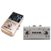 Loop-Core-Deluxe-Bundle Комплект Педаль эффектов + ножной переключатель, Nux Cherub