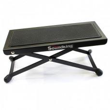 Подставка для ноги Soundking DG001 регулируемая, черная.