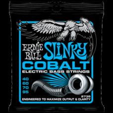 Струны Ernie Ball Cobalt Slinky Bass 40-95 (2735)