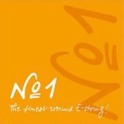 311221 No.1 VIOLIN Отдельная универсальная струна МИ для скрипки, шарик, Pirastro