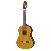 Классическая гитара Yamaha C40, цвет натуральный