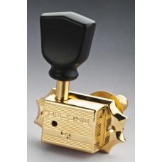 Колки Schaller Original G-Series Keystone SR 3+3 Золото (10480523)