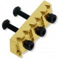 Топ-лок Schaller Nut R3, Золото 42.9мм (13120503)