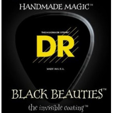 Струны DR Extra Life Black Beauties 9-46 (BKE-9/46)