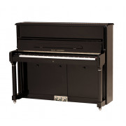 190049-1CK Performance P125E Пианино акустическое, черное, фурнитура хром, W.Steinberg