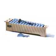 91811300 Orff Global Beat MA GB INT Металлофон альт, 16 нот. Sonor