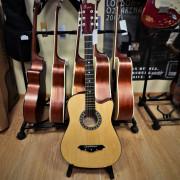 Акустическая гитара Foix, цвет натуральный (FFG-2038C-NA)