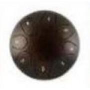 FTD-108F-BK Глюкофон, 25см, Фа мажор, черный, Foix