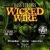 Струны Kerly Wicked Wire Bass NPS Roundwound 45-105 (KXWB - 45105)