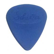 Медиатор Schaller синий, 1.0мм. (15260000)