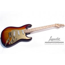 Электрогитара Inspector Guitars Strateg Limited Edition SunBurst