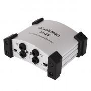 DI120S D.I. Box Преобразователь акустического сигнала, пассивный, Alctron
