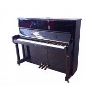 190047-1MK Performance P125E Пианино акустическое, черное, латунная фурнитура, W.Steinberg