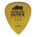 Медиатор Dunlop Ultex Sharp 1.14мм. (433R.1.14)