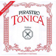 312421 Tonica E Отдельная струна МИ для скрипки, Pirastro